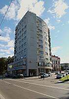 Выборг. Дом на Каннаксенкату (Ленинградское шоссе, 7)