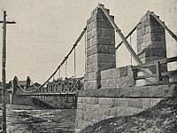 Довоенный мост в Кивиниеми (Лосево)