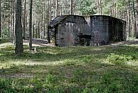 Финский полукапонир в Ларионово