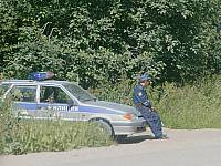 ИДПС на большой дороге в Куликово