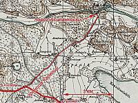 схема подъезда к порогу Асиланкоски