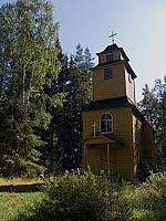 Кирха Св.Анны 1777г. в Ринтала - Ильме