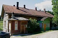 Дом, где родился финский президент Реландер