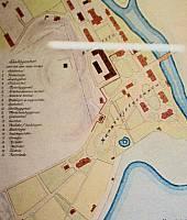 План сельскохозяйственного института в Куркиеках