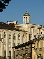 Управление православной церкви в Сортавала 1931г