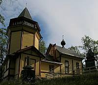 церковь Николая Чудотворца на Риеккалансари