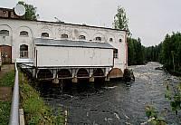 Гидроэлектростанция в Хямекоски