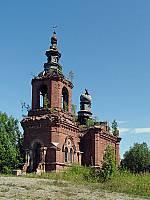 Церковь  Александра Невского в Мурсула