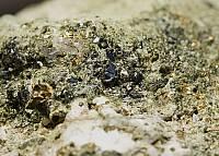 Халькопирит и касситерит
