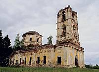 Никольская церковь в Салми