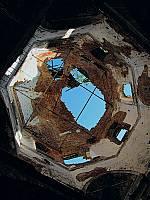 Купол Никольской церкви в Салми