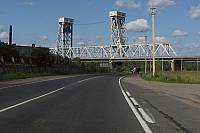 Мост через реку Свирь в Лодейном Поле