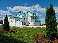 Преображенский собор Александро-Свирского монастыря