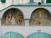 Фрески Преображенского собора
