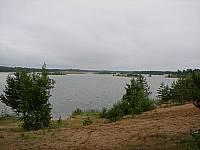 Карьер (в Малуксе) на месте горы Пушечная