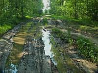 старый  Архангелогородский тракт