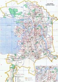 Схема маршрутов трамваев самара фото 181