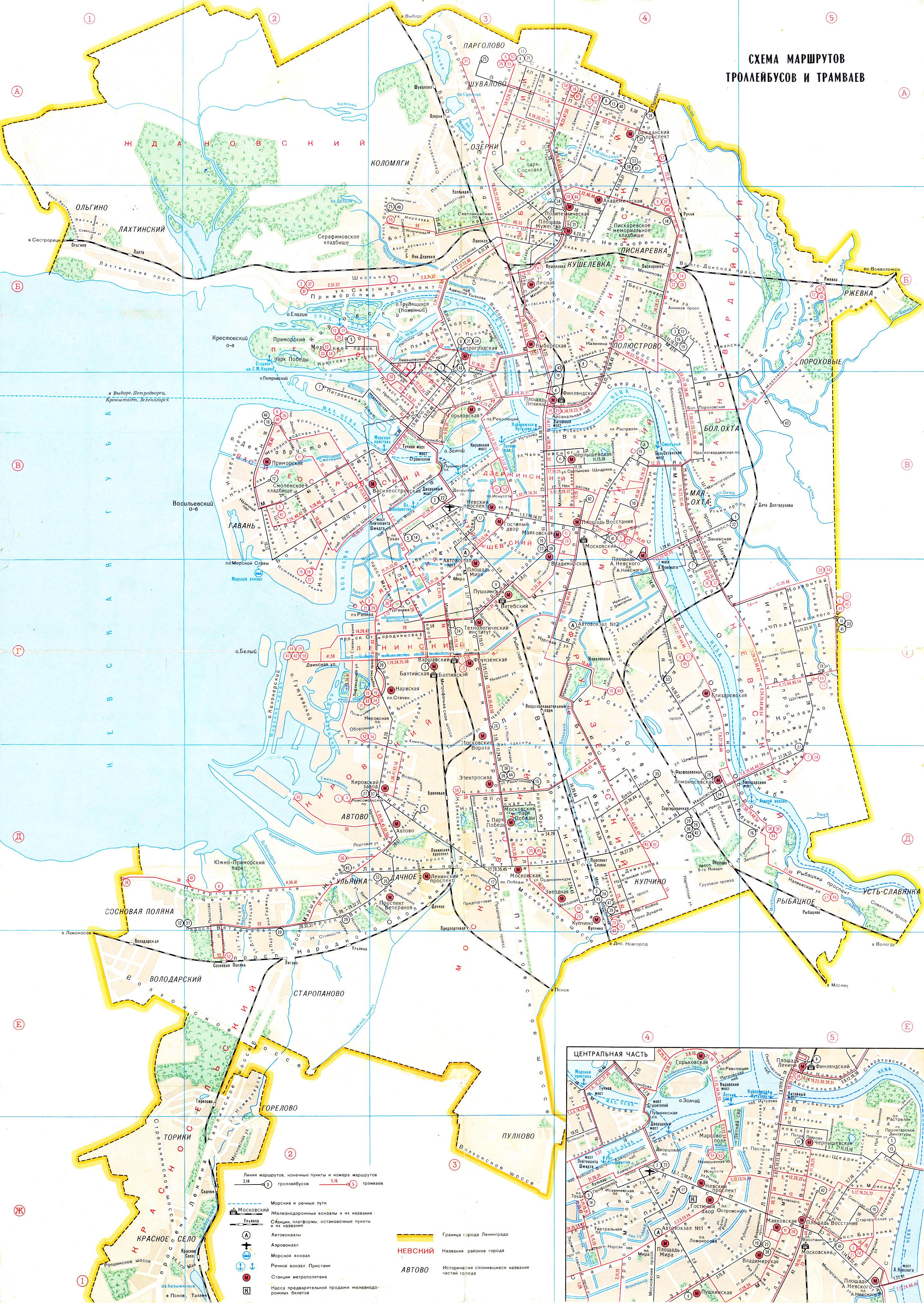 Схема маршрутов трамваев самара фото 74