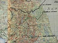Передовой и основной рубежи Карельского укрепрайона