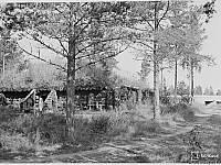 Деревоземляная ОТ 1936 года и бетонный полукапонир 1939 года