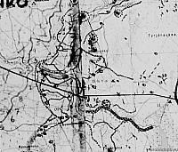 Схема 2-й пехотной дивизии