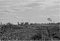Группа финских солдат продвинается к доту №07