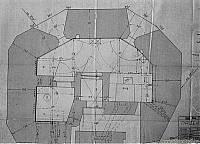 Архивный чертеж двухамбразурного ДОТа №901 Дальневосточного ВО. с сайта www.kaponir.ru