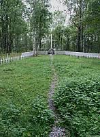 Воинское кладбище Куйкканиеми
