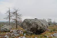 Высшая точка южной Карелии. Высота 417 метров