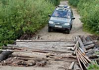 Последний Мост через р.Тяжа