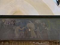 Фрески в кирхе Лумиваара