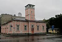 Пожарное депо в Сортавала. 1888г