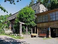 Дом аптекаря из Сортавалы - база отдыха Союза композиторов СССР