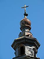 Крест церкви  Александра Невского в Мурсула