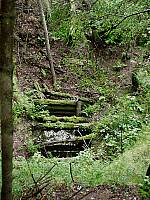 Устье шахты Герберц 1 вблизи города Питкяранта