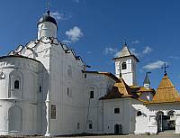 Александро-Свирский монастырь. Церковь Покрова Божией Матери