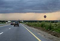 М-18 до СПб осталось 10 км